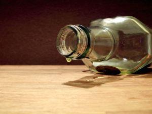 Butelka whiskey